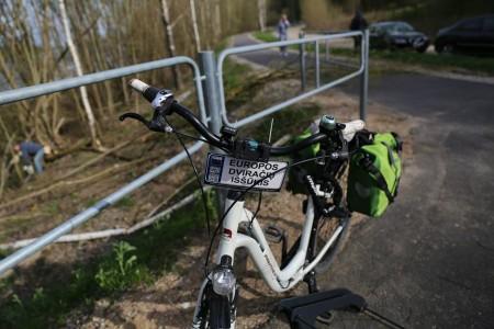 Europos dviračių iššū Kaunas